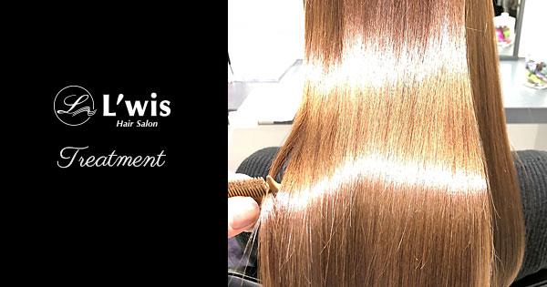 髪質に合わせて調合するオリジナルトリートメントはブリーチ毛にも効き目抜群★