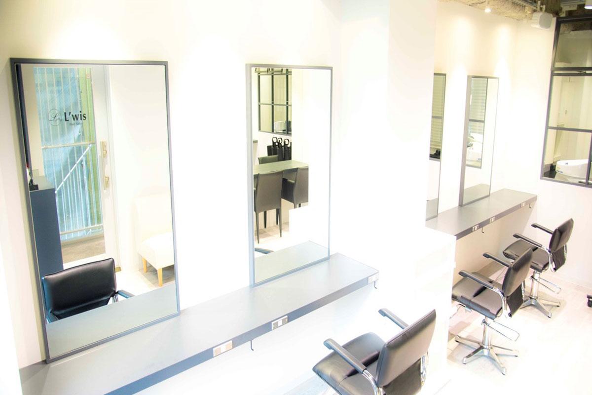 渋谷 美容室|L'wis(ルイス)